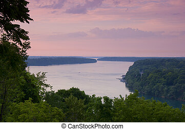 Niagara River View from Queenston