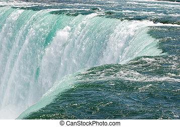 niagara, watervallen