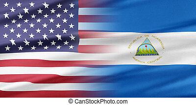 nicaragua, estados unidos de américa