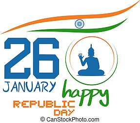 nice 26 january indian message