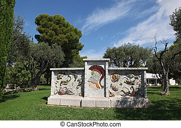 Nice - Archaeological site