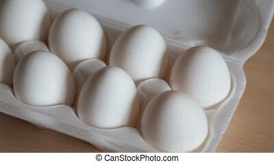 Nice big rural fresh eggs