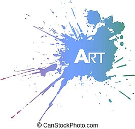 nice color art ink message