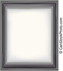 picture frame - Nice design grey picture frame i