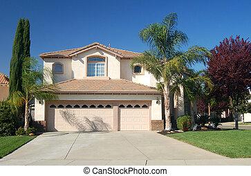 Nice house in California
