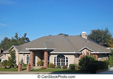 Nice House in the suburbs - A beautiful brick house in the...