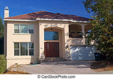 Nice House in the suburbs - A beautiful house in the suburbs