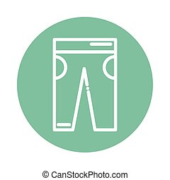 nice jeans block and flat style icon