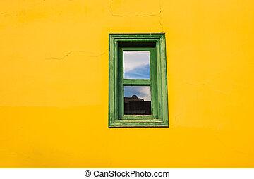 Nice residential window