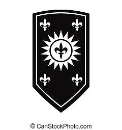 Nice shield icon