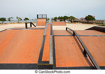 nice skate and other sports park