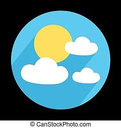 nice sky symbol