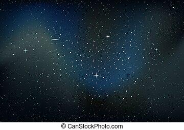 nice stars background