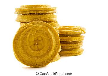 Nice sweet cookies