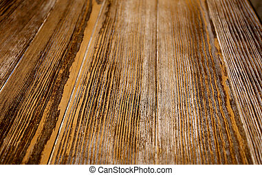 Nice wooden texture of the table