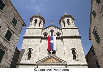 nicolas, kotor, st., 教会