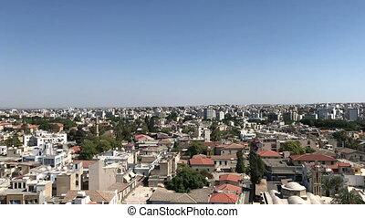 Nicosia city center - The city center of Nicosia, Cyprus