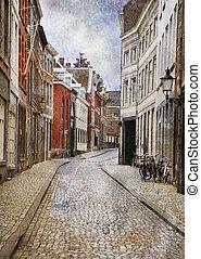 niderlandy, ulice, maastricht