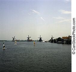 Niderlandy,  zaandam