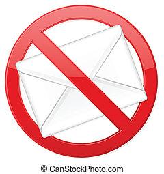 nie, spam
