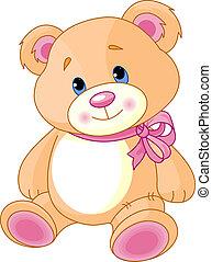 niedźwiedź, teddy