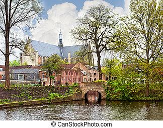 niederlande, alkmaar