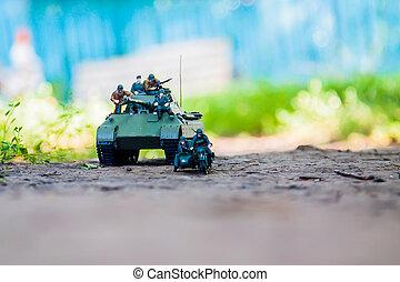niemiec, zbiornik, pantera