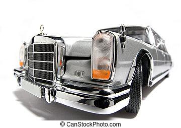 niemiecki wóz, zabawka