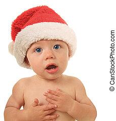 niemowlę, boże narodzenie, święty