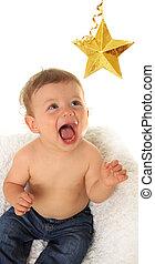 niemowlę, boże narodzenie