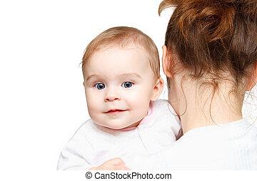 niemowlę, dzierżawa, macierz