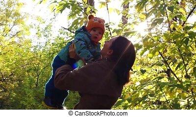 niemowlę, interpretacja, macierz