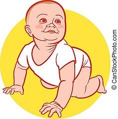 niemowlę, nowo narodzony