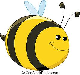 niemowlę, pszczoła