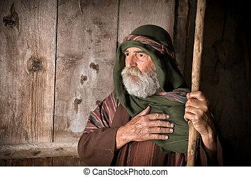nier, savoir, apôtre, peter, jésus