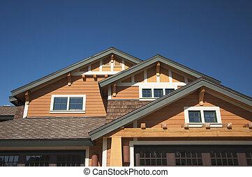 nieruchomość, nowy dom