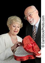 niespodzianka, valentine
