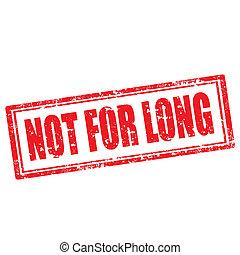 niet, voor, long-stamp
