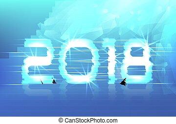 nieuw, 2018, year!