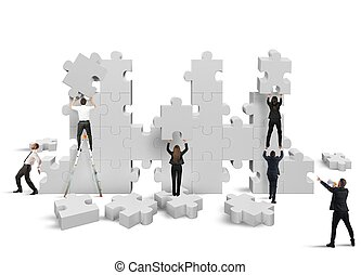 nieuw, bedrijf, bouwen