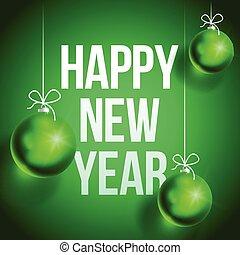 nieuw, card2-02, vrolijke , jaar