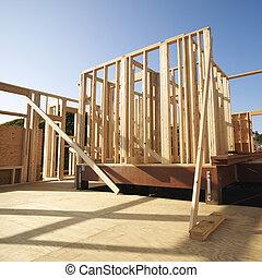 nieuw, construction.