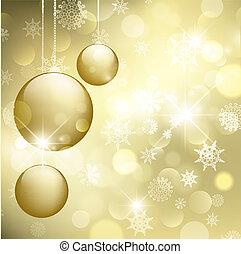 nieuw, gelukkige kerstmis, vrolijk, year!
