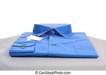 nieuw, hemd