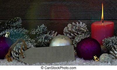 nieuw, of, kerstmis, achtergrond, jaar
