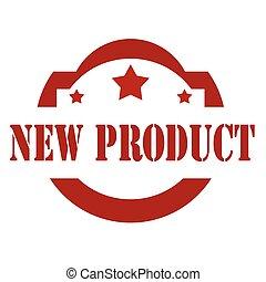 nieuw, product-stamp