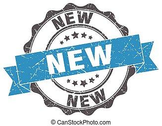 nieuw, teken., stamp., zeehondje