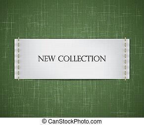 nieuw, verzameling