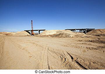 nieuw, wegenbouw