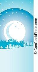 nieuw, wensen, kerstmis, jaar